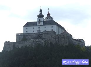 Forchtenstein /Fraknó